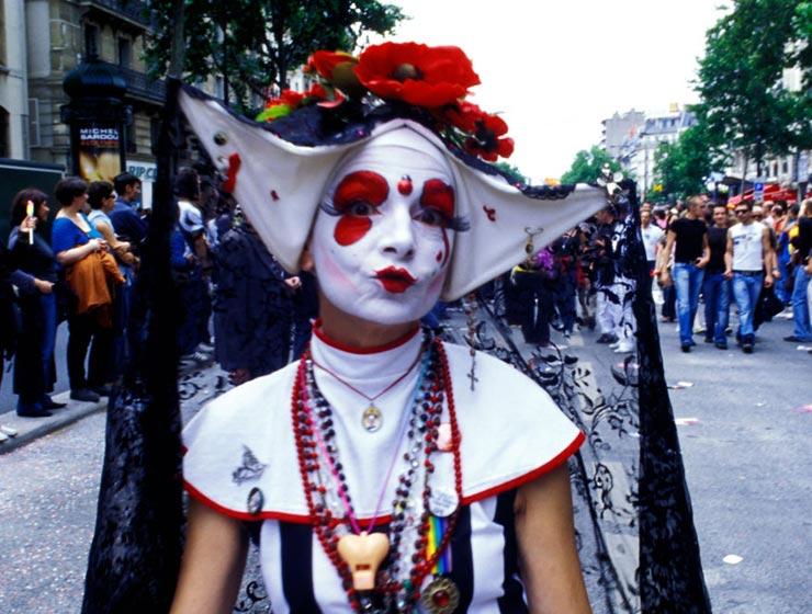 Gay Pride Paris, 2007 June 30